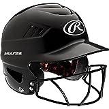 Rawlings Coolflo NOCSAE Molded Batting Helmet