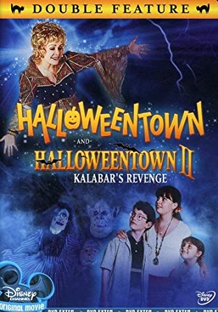 halloweentown double feature dvd region 1 us import ntsc