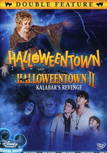 amazoncom halloweentown halloweentown ii kalabars revenge double feature debbie reynolds judith hoag kimberly j brown joey zimmerman