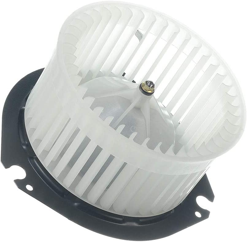 A-Premium Heater Blower Motor with Fan Cage Replacement for Chevrolet GMC C4500 C5500 C6500 C7500 Kodiak 2003-2009 Express Savana 1500 2500 3500 4500