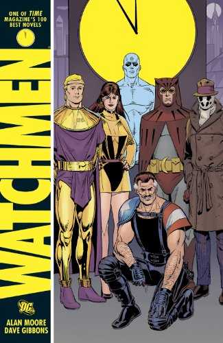 Watchmen (International Edition) por Alan Moore,Dave Gibbons