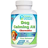 Particular Paws Dog Calming Aid Time Released,60 Chewables