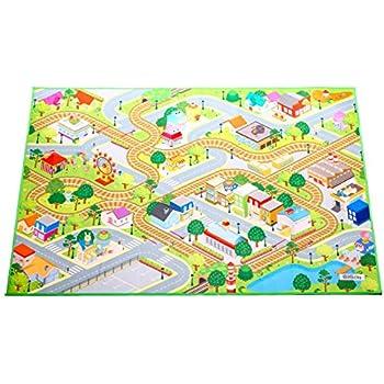 Amazon Com Ikea Lekplats Play Mat Children S Rug Design