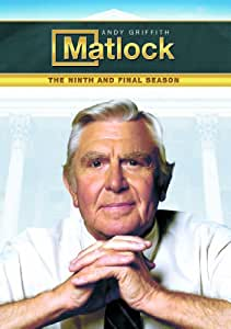 Matlock: The Ninth and Final Season