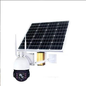 TUWEN Vigilancia CáMara De CéLulas Solares 4G Monitoreo MáQuina De La Bola Al Aire Libre Wireless