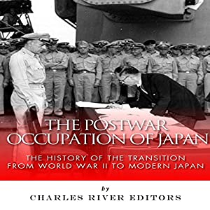The Postwar Occupation of Japan Audiobook