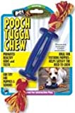 Pet Buddies PB11265 Pooch Tugga Chew Toy with Rope, My Pet Supplies
