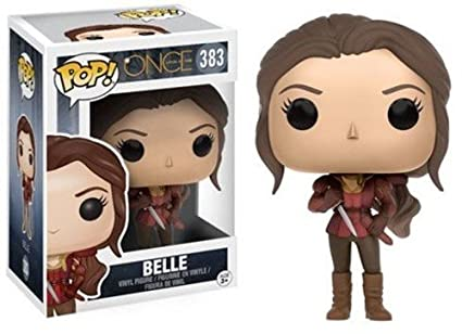 c226fd63aec Image Unavailable. Image not available for. Color  Funko Once Upon a Time  Belle Pop Television Figure