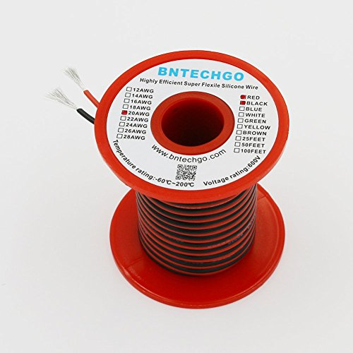 20 awg silicone wire - 4
