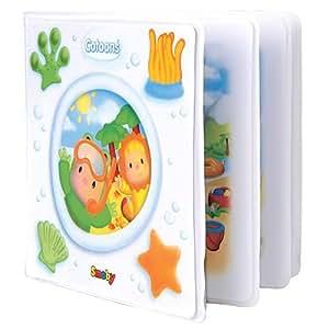 Cotoons 211084 - Libro De Baño (Smoby)