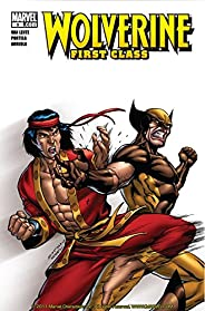 Wolverine: First Class #9 (English Edition)