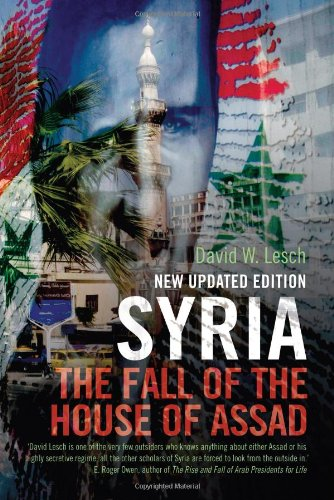 2010 Fall Limited Edition - Syria: The Fall of the House of Assad; New Updated Edition