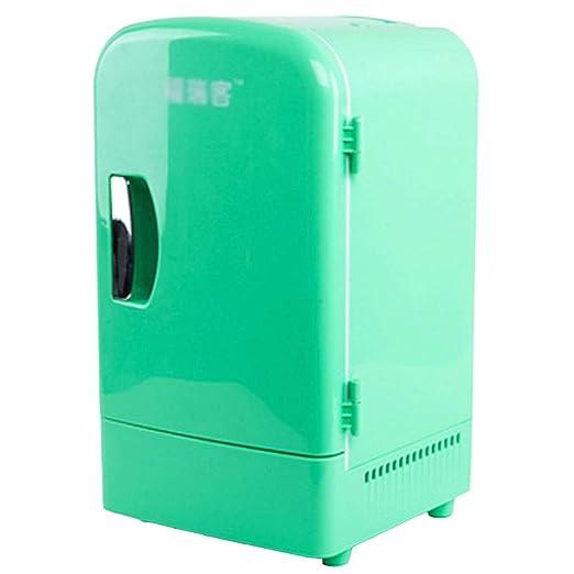 QINJLI Refrigerador para Automóvil, Capacidad De 4L Portátil De ...