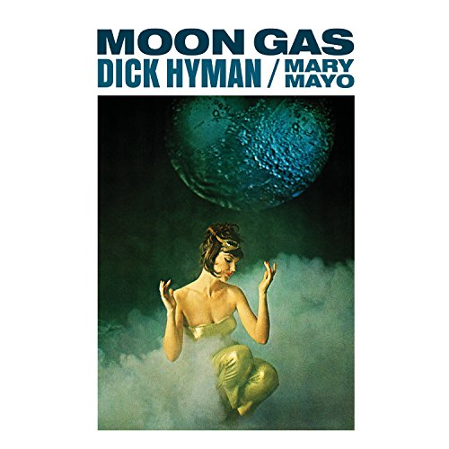 Price comparison product image Moon Gas - Moog: The Electric Eclectics