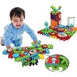 eshion Educational Toys Building Block Bricks Electric Gear 81 PCs Set