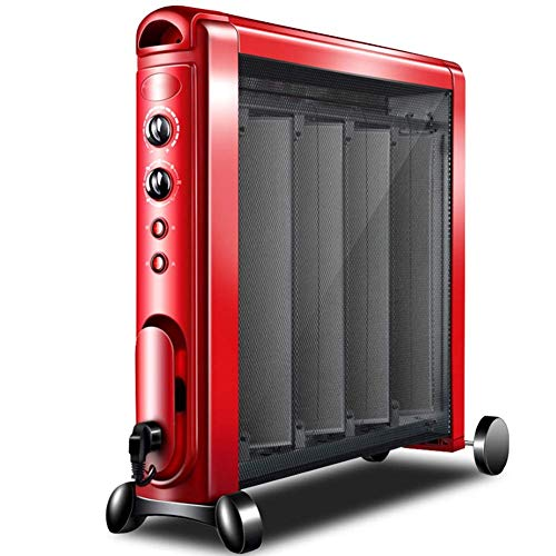 Cheap HIZLJJ Portable Space Heater Electric Air Heater Electrical Fireplaces PTC Ceramic Personal Fan Heater with Over-heat & Tip-over Protection for Home and Office Black Friday & Cyber Monday 2019