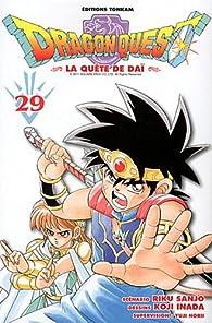Dragon quest - La quête de Dai, tome 29 par Riku Sanjô