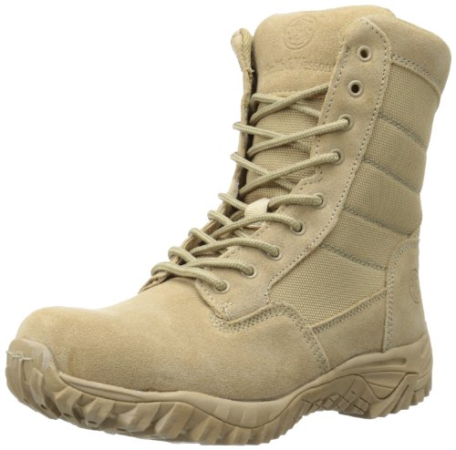 Smith-Wesson-Mens-Suede-Tac-Work-Boot