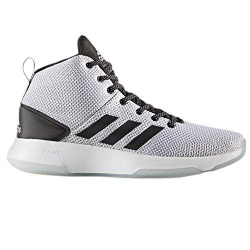 official photos 1f137 3ce66 Galleon - Adidas NEO Mens CF Executor Mid Basketball-Shoes, WHITEBLACKGREY  ONE, 8.5 Medium US