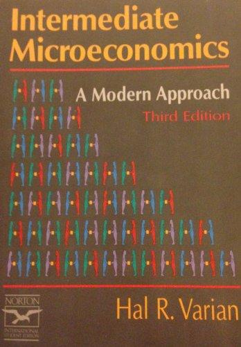 hal varian microeconomics book pdf