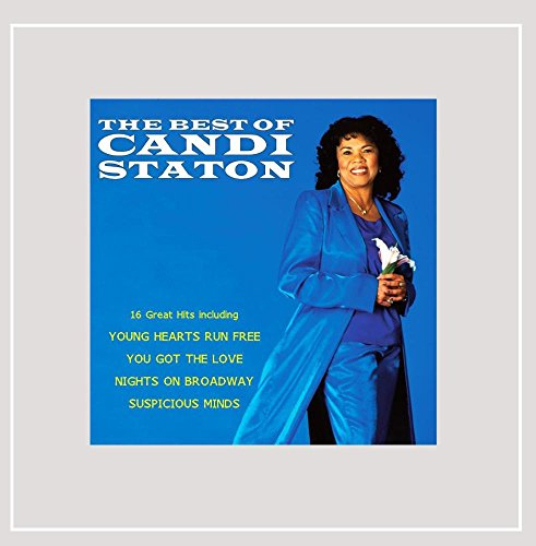 Candi Staton - Suspicious Minds: The Best of Candi Staton - Zortam Music