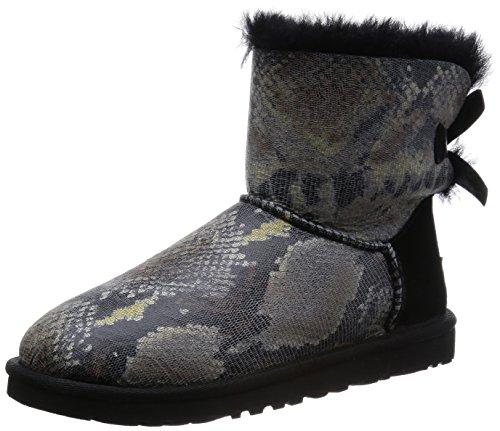 6fea765eb4d UGG Australia Womens Mini Bailey Bow Snake Boot - Buy Online in UAE ...