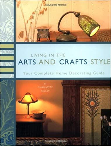 Amazon.com: Living in the Arts and Crafts Style: Your ...