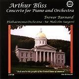 : Arthur Bliss - Concerto for Piano & Orchestra (Divine Art)