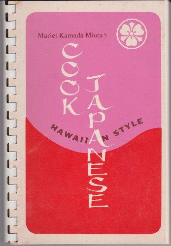 Cook Japanese  Hawaiian Style