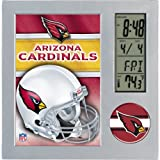 Wincraft Arizona Cardinals Desk Clock
