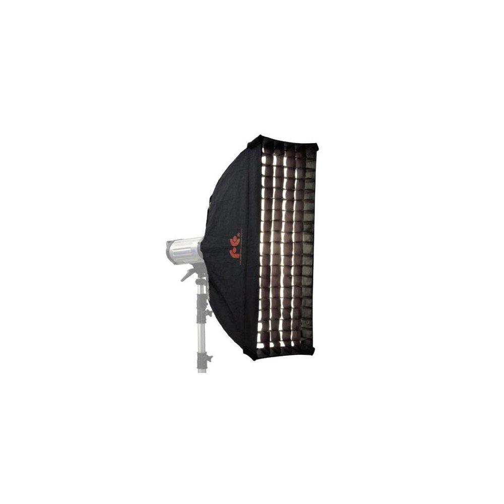 Falcon Eyes Softbox 60x90 cm + Honeycomb Grid SBQ-6090HC: Amazon.es: Electrónica