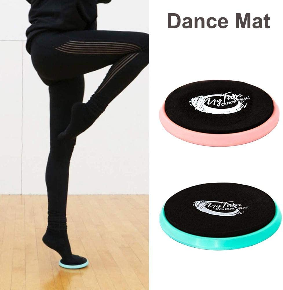 Dance Turn Board on Releve Turning Disc for Dancers Ballet Turning Disc Turning Board for Dance Ballet Turn Board Turn Disc to Improve Balance and Pirouette Gymnastics Dance Spinning Board
