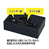Iris safety box dark blue SBX-A5SH (japan import)