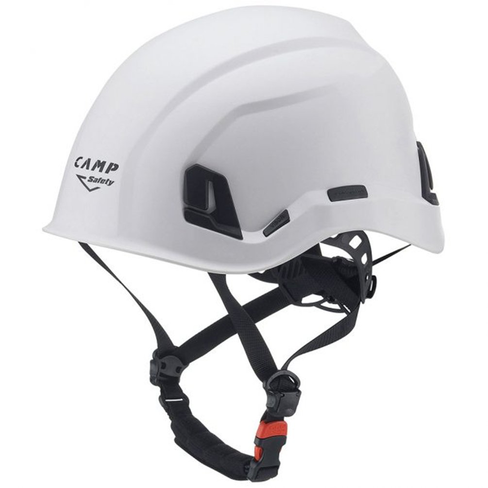 CAMP Ares ANSI Certified Work and Rescue White Helmet 2017