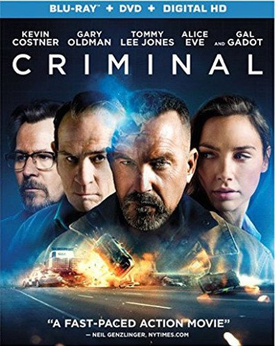 Criminal [Blu-ray + DVD + Digital HD]