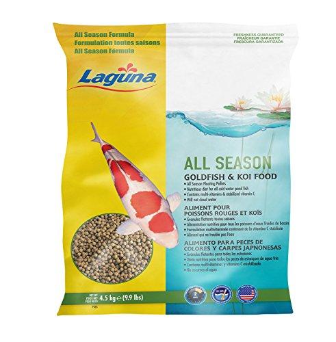 Laguna All Season Goldfish & Koi Floating Food, 9.9 ()