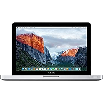 Amazon.com: Apple MacBook Pro MD313LL/A 13.3-Inch Laptop ...