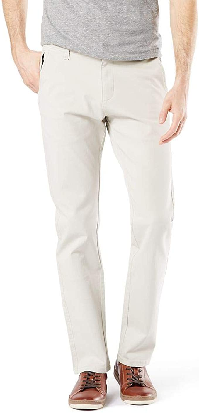 Dockers Mens Stretch Casual Chino Pants