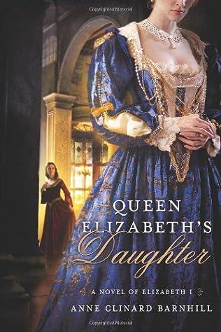 book cover of Queen Elizabeth\'s Daughter