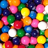 DUBBLE BUBBLE Assorted Gumballs - 3 Pounds Bulk Pack