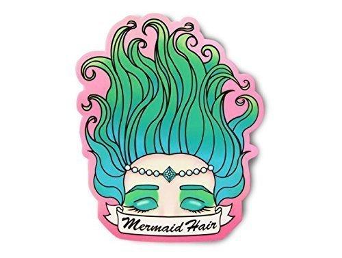 Amazon Mermaid Hair Sticker