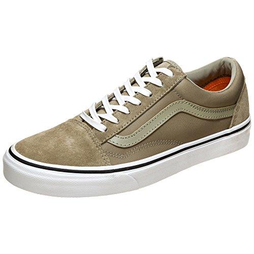 Vans Old Skool Skateboard O Scarpe Casual Da Uomo Sneakers Bbssw Taglia 10.5