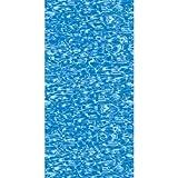 """Swimline LI1848ASO 18'x48/52/54"""" All Swirl Overlap Liner"""