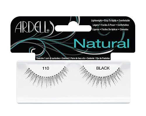 Fashion Ardell (Ardell Fashion Lashes Pair - 110 Demi Lashes (Pack of 2) by Ardell)