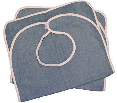 ProCare Terry Adult Bibs 6PK