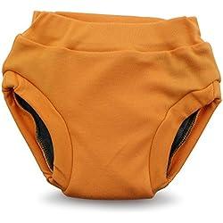 Ecoposh OBV Training Pants, Saffron, Medium