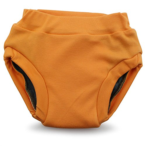 Ecoposh OBV Training Pants, Saffron, Large