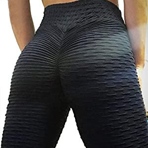 1754e770c ... Fittoo Women s Heart Shape Yoga Pants Sport Pants Workout Leggings Sexy.  upc 765951838712 product image1