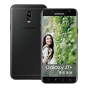 Samsung Galaxy J7 Plus (SM-C710F/DS) 4GB / 32GB 5.5-inches Dual SIM Factory Unlocked - International Stock No Warranty (Black)