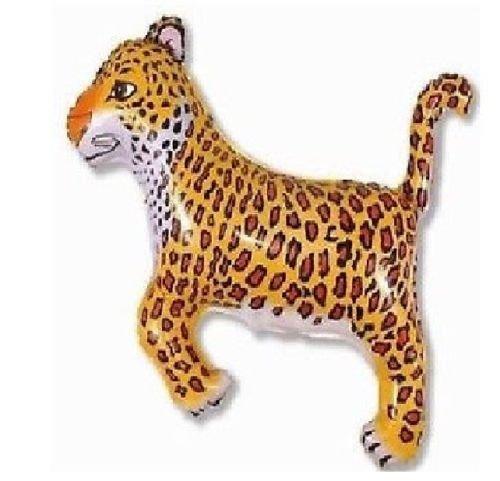 LoonBalloon LEOPARD Cheetah BLACK SPOTS Jungle ZOO Safari 33